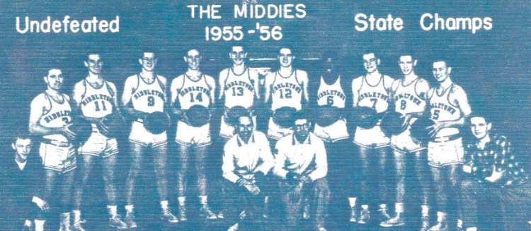1955-56 Middletown Middies
