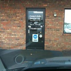 Corey's auto service