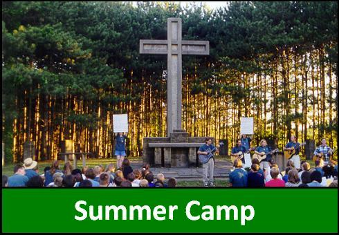 Summer Camp at Lutherlyn