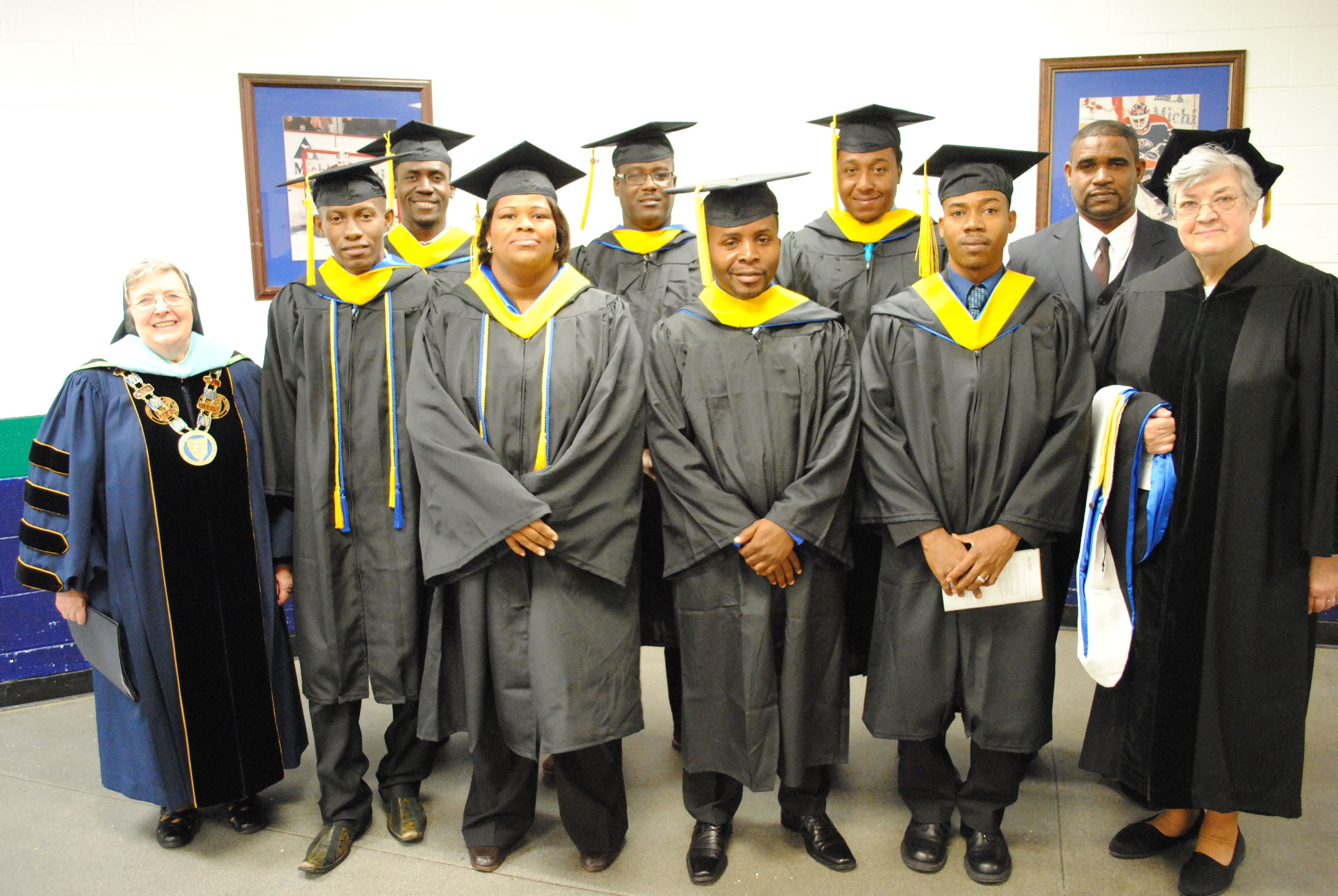 Haitian Students Earning Bachelor's Degrees Through Remote Learning Program
