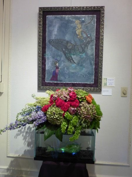 Art In Bloom Entry: Natalie Rasmussen