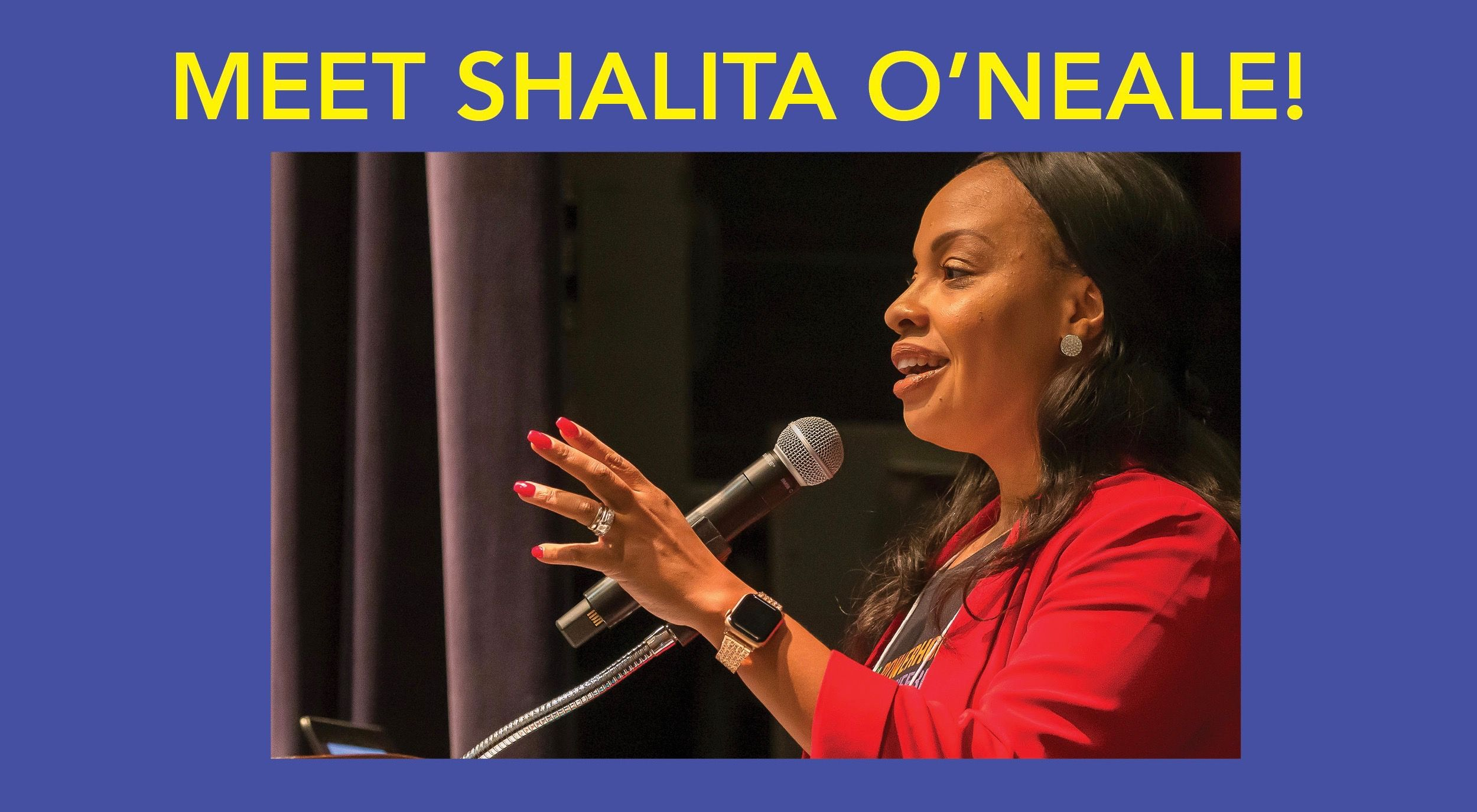 Meet Shalita O'Neale