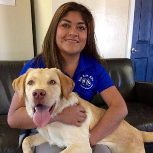 Canine Educator Rosa