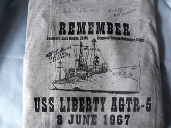 1968: USS Liberty was decommissioned.