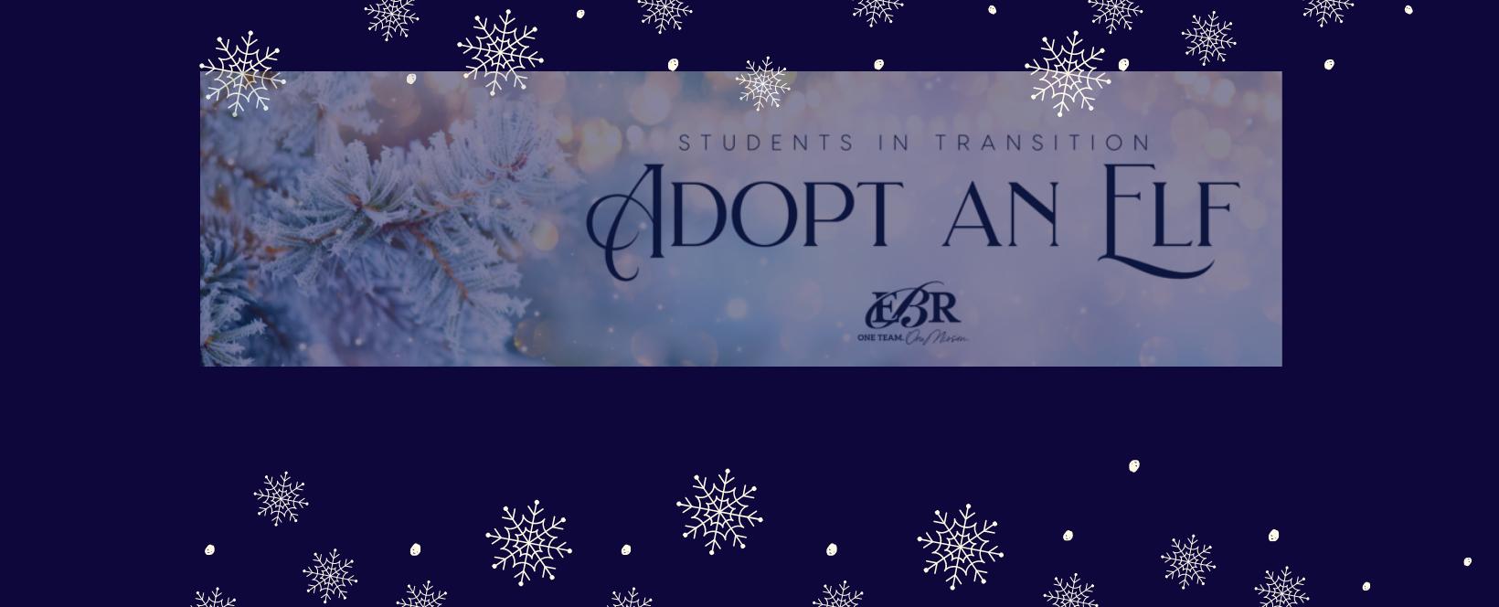 EBRPSS Adopt an Elf
