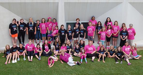 Joyful Spirit Retreat for Girls - July 13