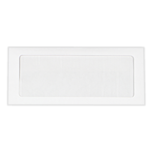 Item K10 - #10 Full View Window Envelope