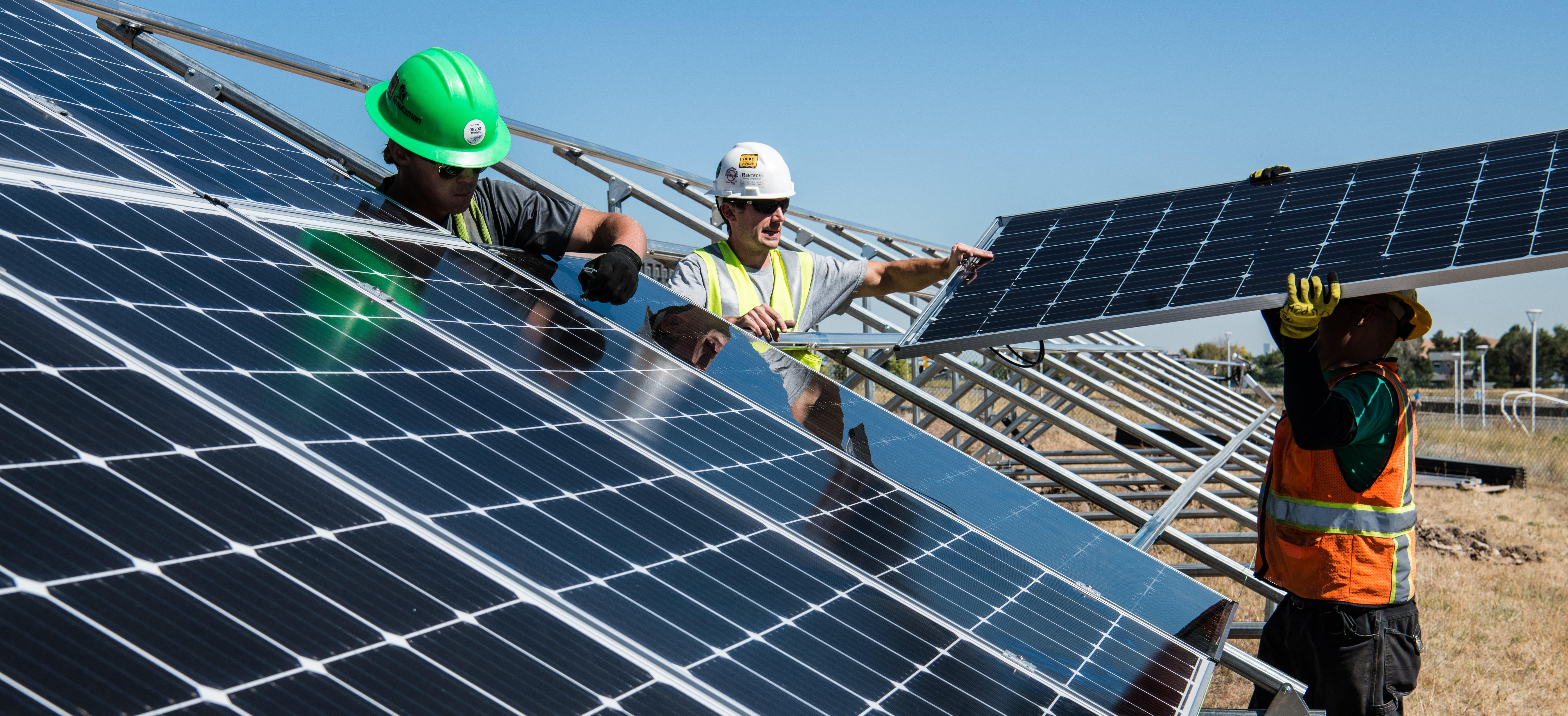 The Bipartisan Infrastructure Plan Fuels a Clean Energy Future