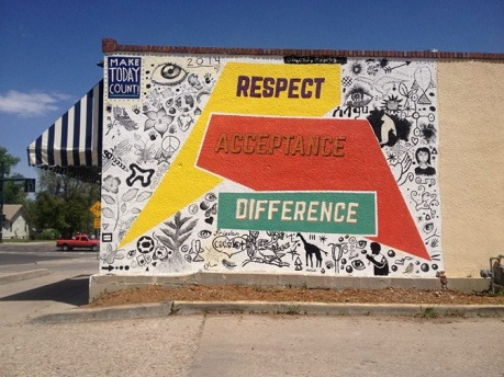 Community mural projects make today count for Community mural ideas