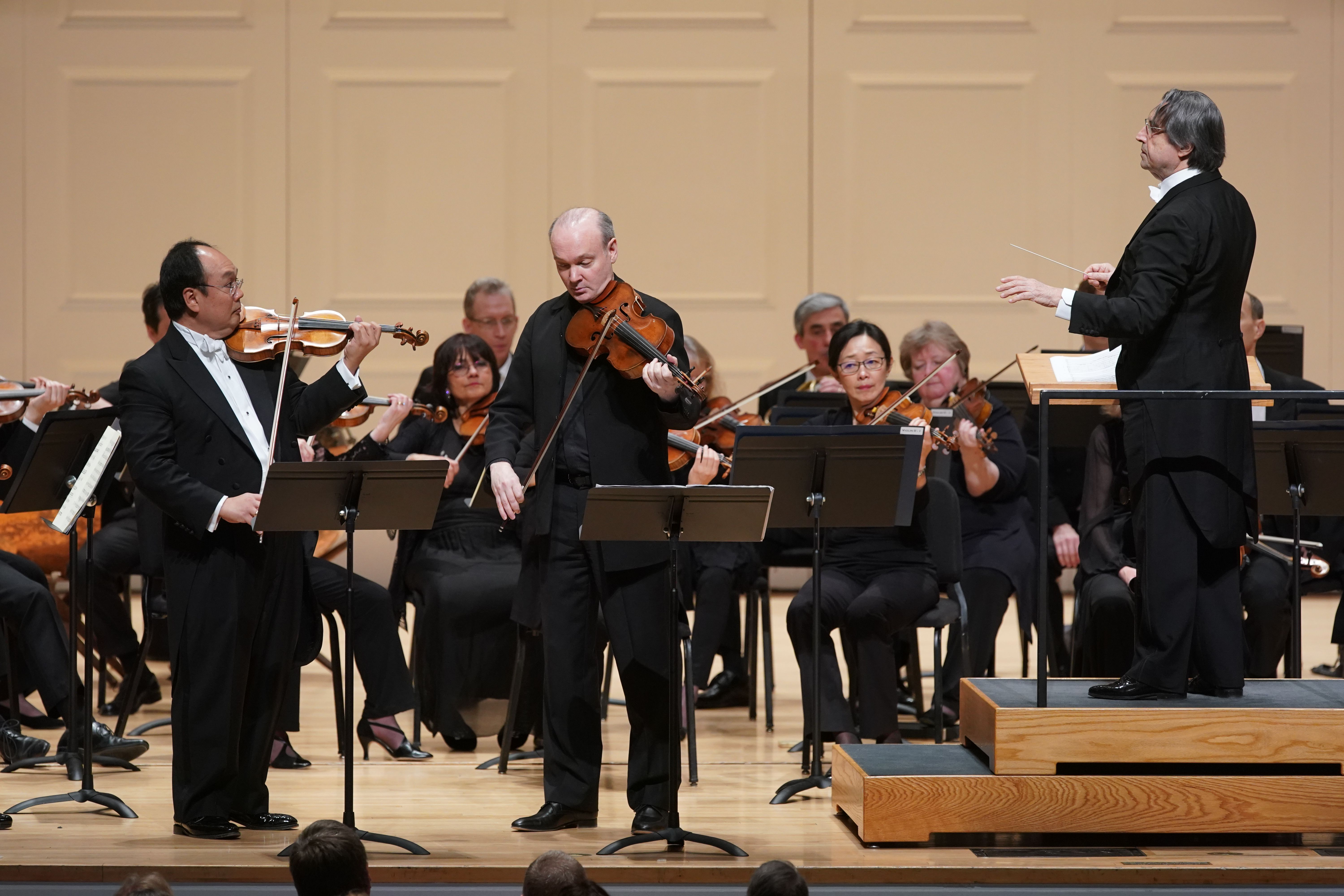 CSO Performance at Wheaton College Dazzles Audience