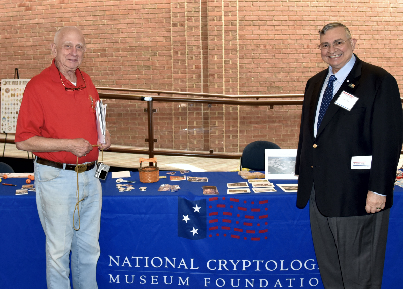 NCMF TABLE at the 2019 GMM