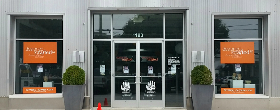 Cut Vinyl Window Graphics for Store Front