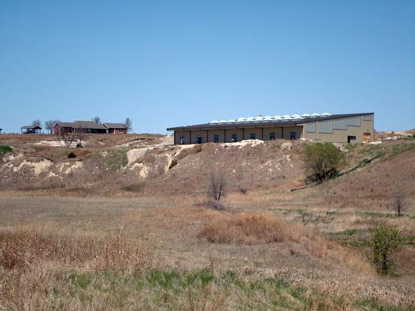 Hubbard Rhino Barn