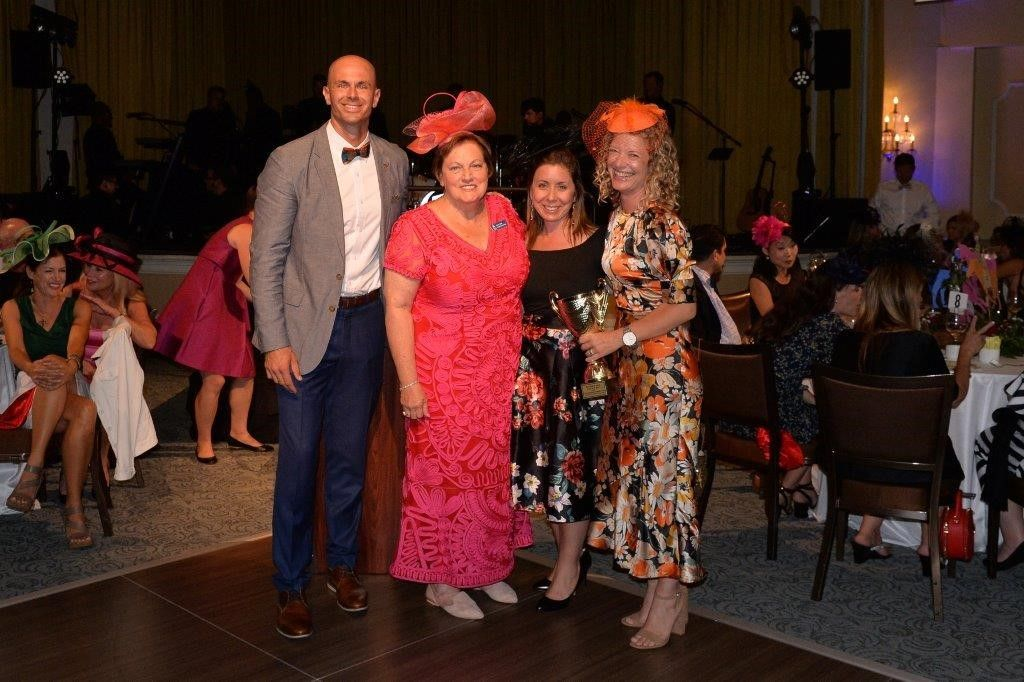 A Day at the Races: CSF Benefit Auction Crosses the Finish Line