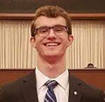 Andrew Nickens, Student Intern