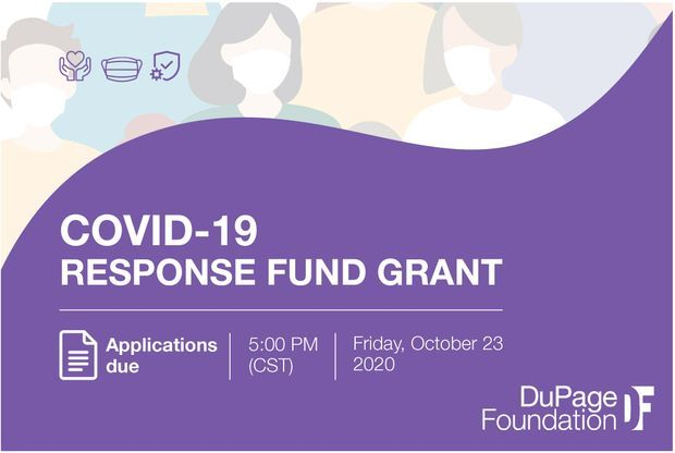 Applications Now Open for Fourth Round COVID-19 Response Fund Grants
