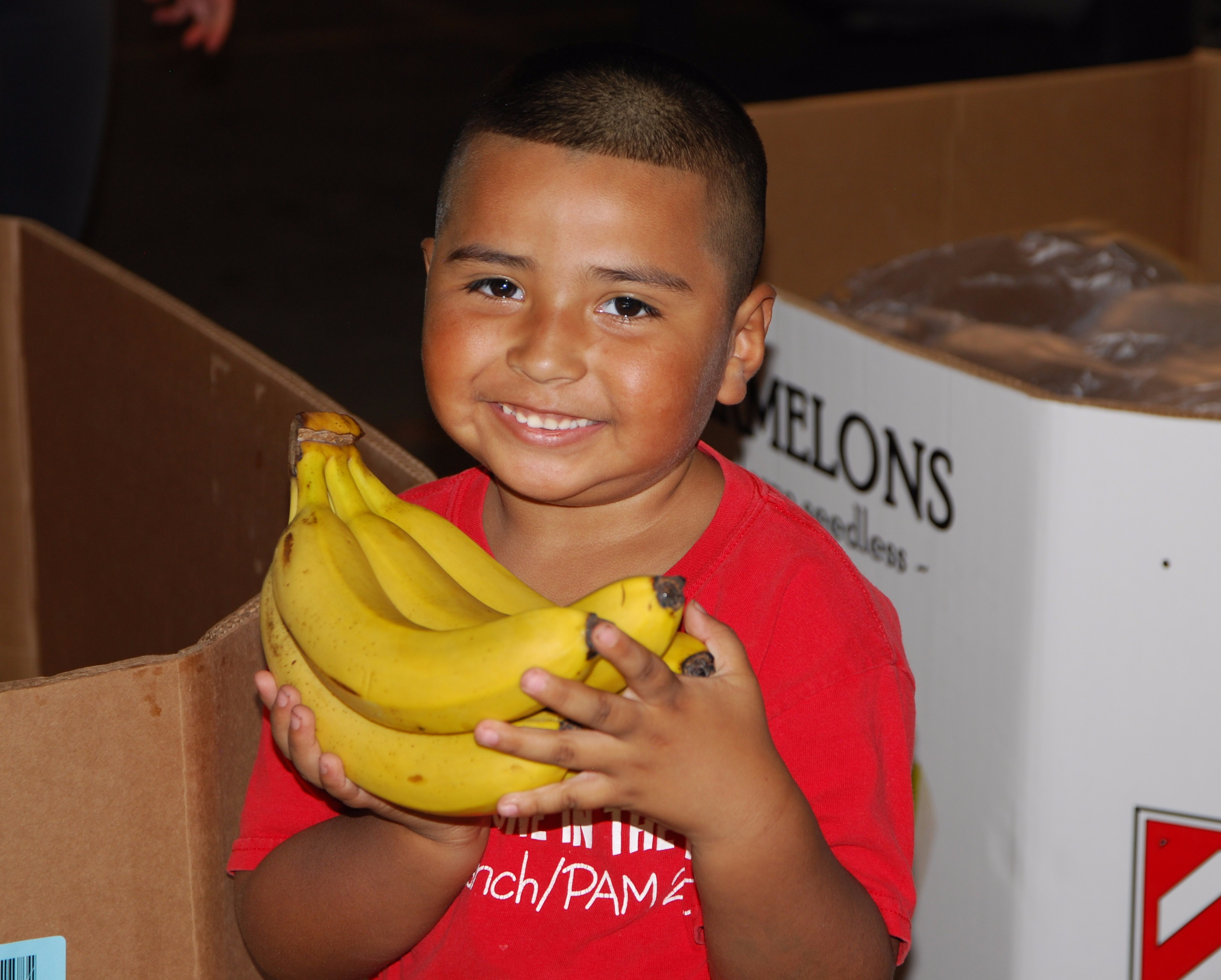 Give a year-end gift to help feed a family in need!