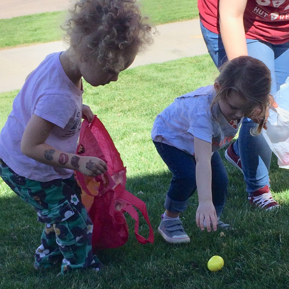 Easter Egg Hunt Fun!