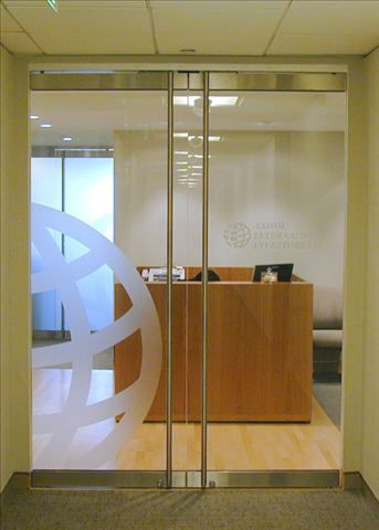Office Door Lettering