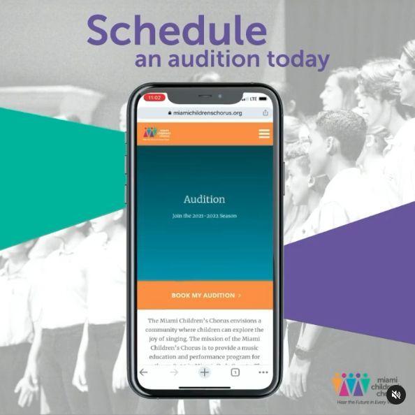 21-22 Season Auditions Begin in May