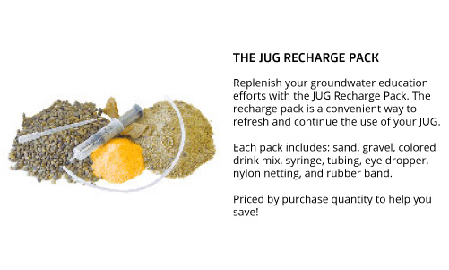 The JUG Recharge Pack