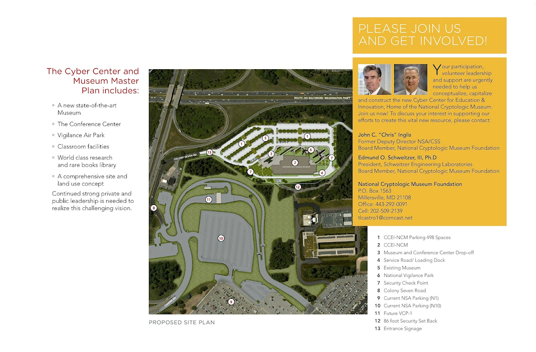 CCEI & New Museum Master Plan