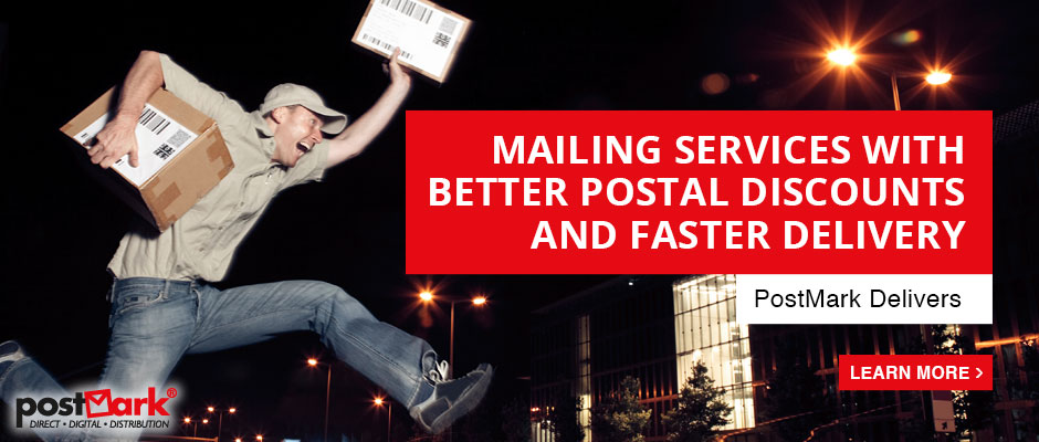 Mailing Services With Better Postal Discounts and Faster Delivery