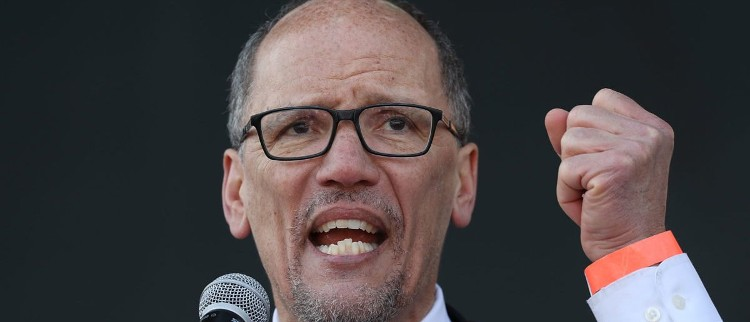 DNC Chair Tom Perez Complains That Voters Influenced By Church