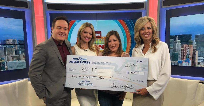 America First Give Back Award