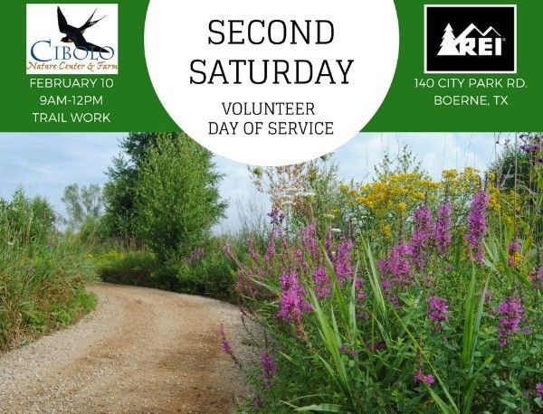 CNC: Second Saturday Volunteer Day of Service
