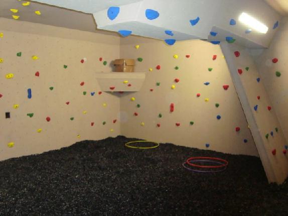 Bouldering Room I
