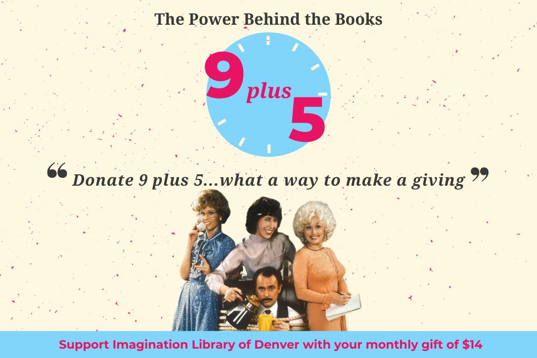 9 Plus 5 Fundraising Campaign