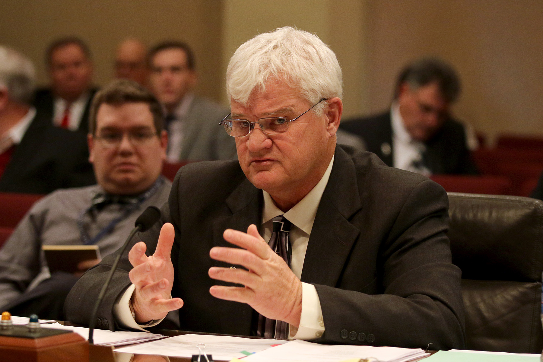 Groene Successfully Pulls His Bill from Committee, Will Get Full Debate