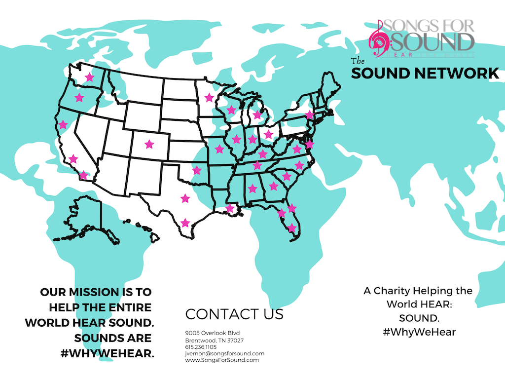 SOUND NETWORK FLYER