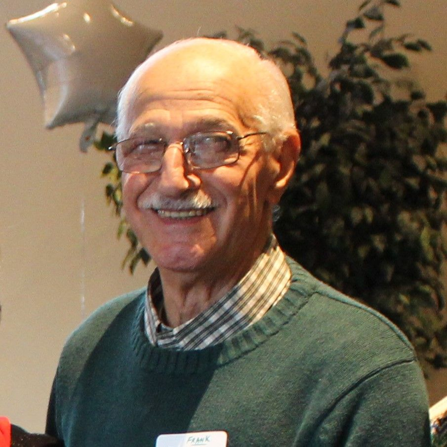 VOLUNTEER SPOTLIGHT Frank 'Pops' Notaro