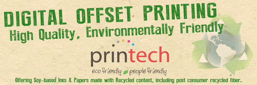 Environmentally Friendly - People Friendly