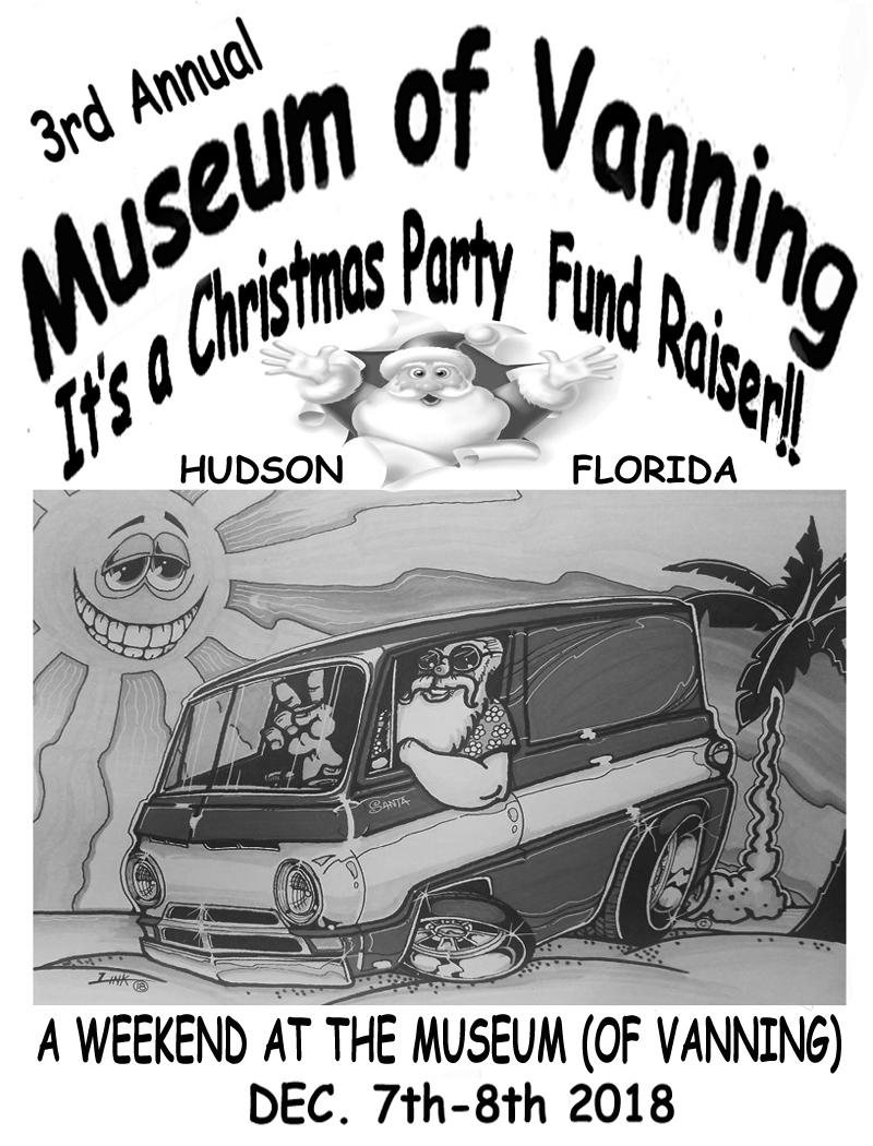3rd Annual Christmas Fundraiser