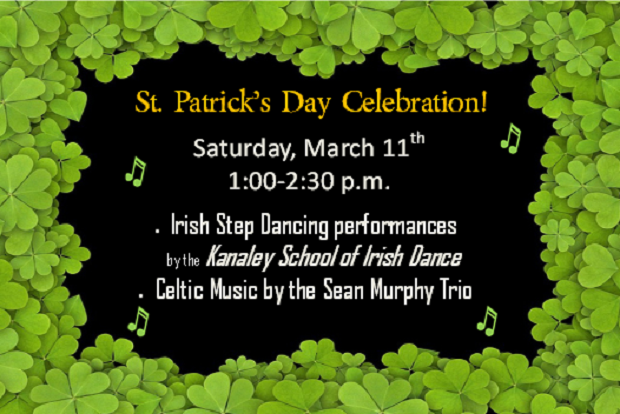 Irish Music & Dance
