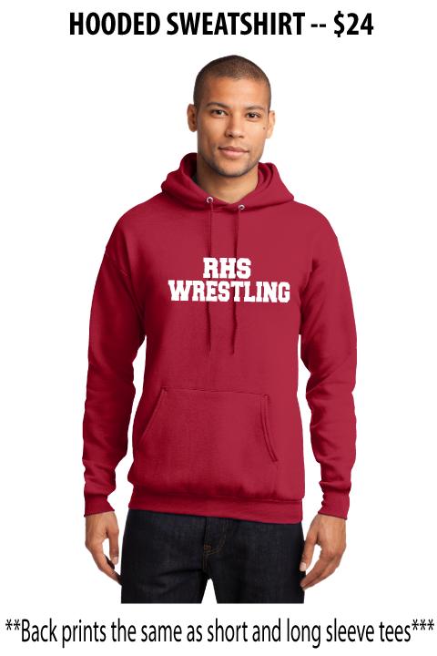 Roncalli Wrestling - Hooded Sweatshirt