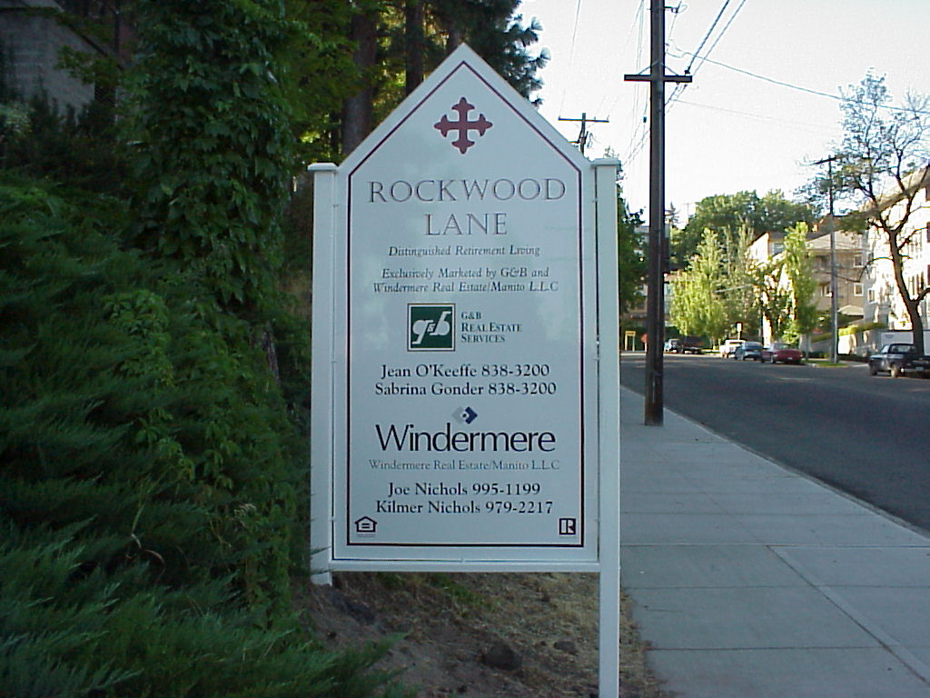 Real Estate Sign 6