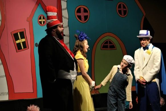 Seussical the Musical 2019