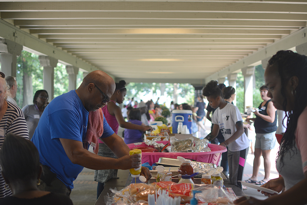 Join Us Sunday, August 25th, 2 - 5 p.m. at Edgewater Park Beach, East Pavilion for Our Annual Summer Cookout!