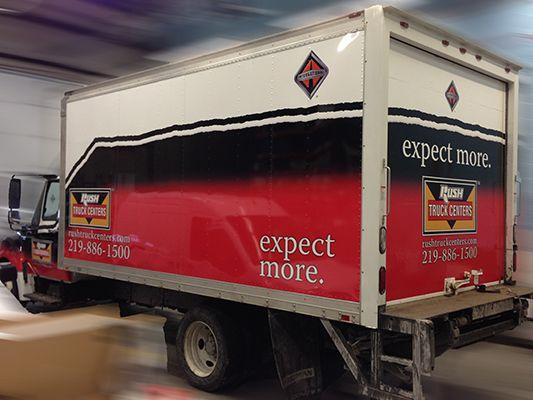 Rush Box Truck