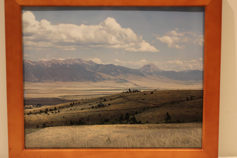 Montana Vista Landscape - Donated by Kristy Szemetylo