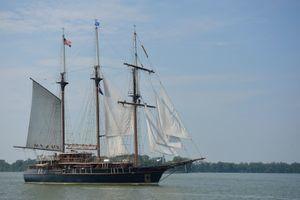 Erie Maritime Museum and U.S. Brig Niagara (Erie, PA)