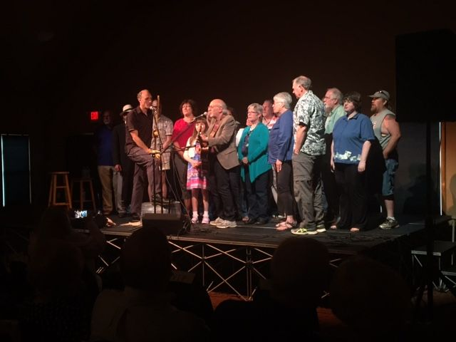 An Evening with Peter Yarrow of Peter, Paul, and Mary 2017