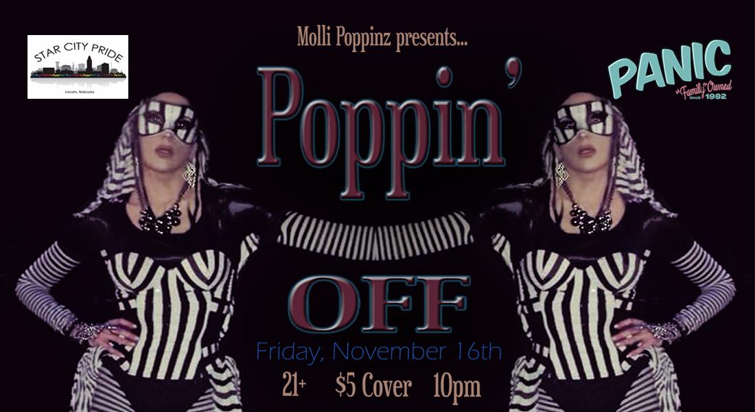 Molli Poppinz - Poppin' Off!