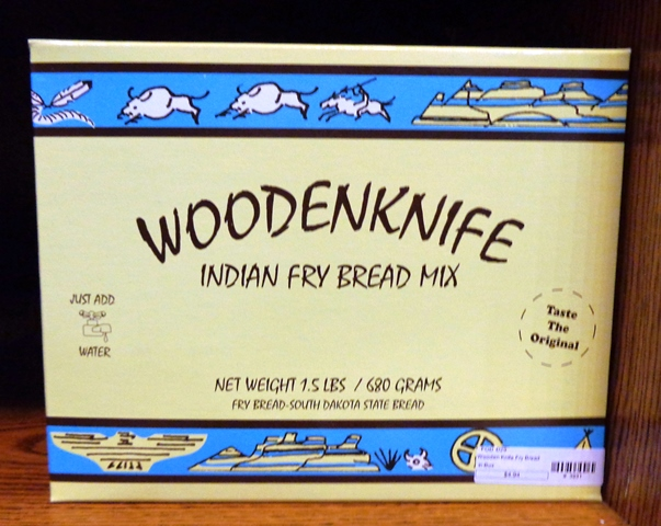 Woodenknife Indian Fry Bread Mix
