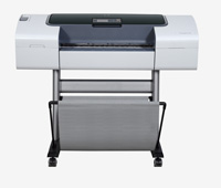 "HP Designjet T1120 (24"" wide)"