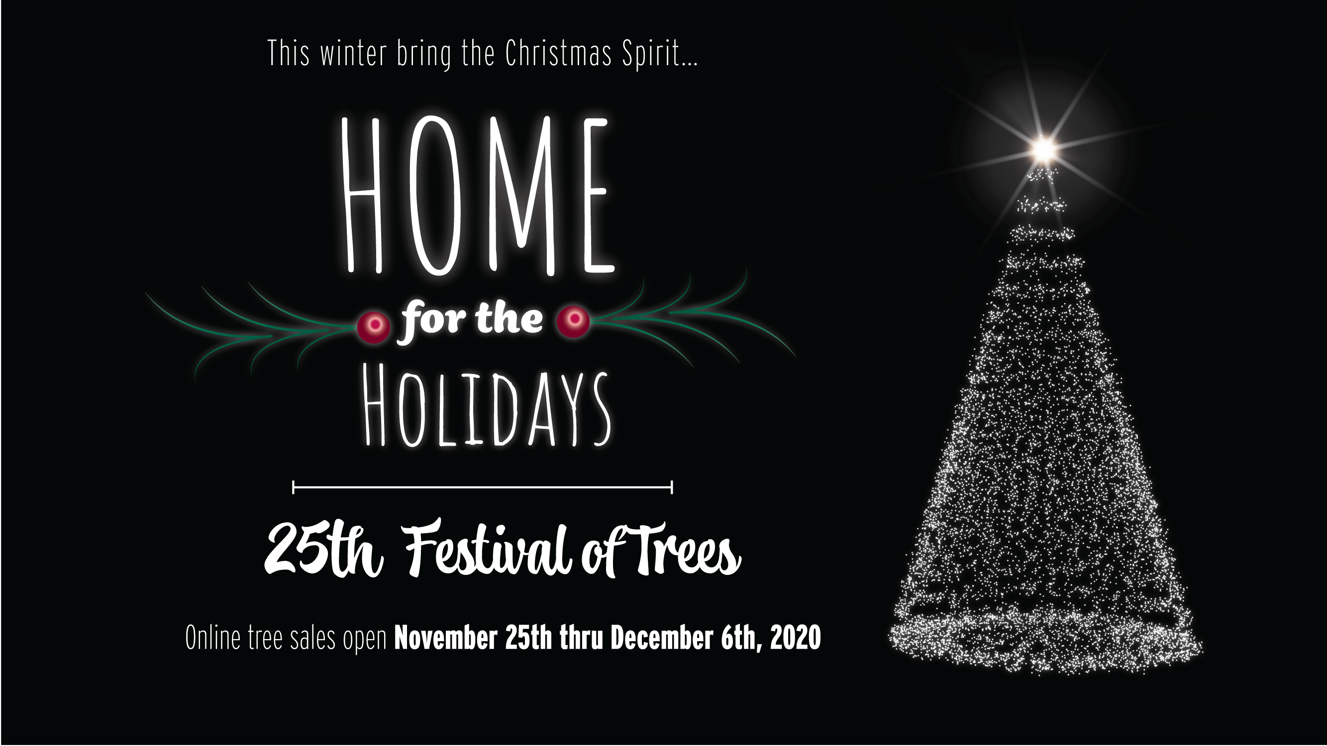 25th Festival of Trees